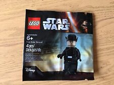 (NEW) LEGO Star Wars First Order General - Exclusive Figure