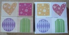 Hero Arts Rubber Stamps boxed set of 4 - Playful Tags, LL948, New