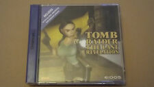 SEGA DREAMCAST, TOMB RAIDER THE LAST REVELATION. COMPLETE WITH BOOKLET - EX COND