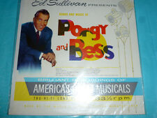 Ed Sullivan Pesents - Porgy & Bess / 1959 SEALED!! LP