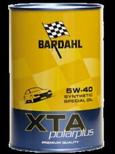4 LITRI synthetic special oil 5w-40 xta polarplus Bardahl - TRAMUTO