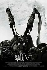 SAW VI - Movie Poster - Flyer - 13.5x20 - VERSION B - TOBIN BELL
