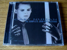 CD Album: Gary Numan : The Complete John Peel Sessions BBC : Sealed