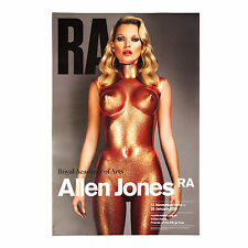 Allen Jones Exhibition Poster KATE MOSS LAST COPY NEW