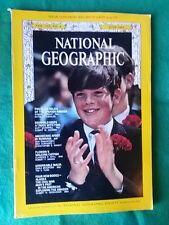 NATIONAL GEOGRAPHIC - JUNE 1969 VOL 135 #6 - FLORIDA'S WALKING CATFISH