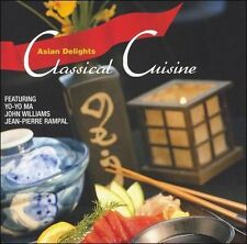 Asian Delights: Classical Cusine, New Music