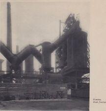 1905  --  ROMBAS  UN HAUT FOURNEAU   3B559