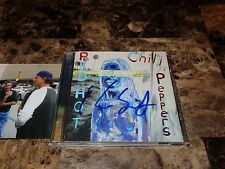 Red Hot Chili Peppers Signed By The Way CD Chad Smith Chickenfoot + Candid Photo