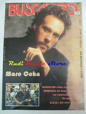 rivista BUSCADERO 114/1991 Marc Cohn Jerry Garcia R.E.M.  Dan Stuart Alarm No cd