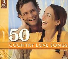 50 Country Love Songs by