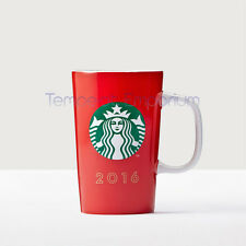 Starbucks 2016 Limited Edition Red Cup Mug 355 ml / 12 fl oz New & Sealed