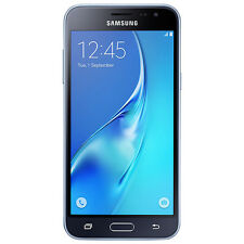 "Samsung Galaxy J3 Android SIM Free 8GB 5"" Smartphone in Black (3182)"
