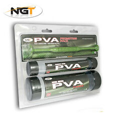NGT PROMOZIONALE Twin Pack PVA Mesh Tubo 1 x 1 x strette Wide Plus Stantuffo