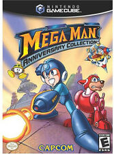 Mega Man Anniversary Collection Nintendo Gamecube