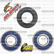 All Balls Cojinete De Rueda Delantera & Sello Kit Para Yamaha YZ 125 1982 Motocross Enduro