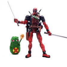 "Biz Toy Marvel Legends Series VI Deadpool & Doop 6"" Action Figure Toy Gift"