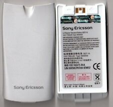 2 X GENUINE/ORIGINAL Sony Ericsson T68/T68e/T68i BST-14 White Battery Batteries