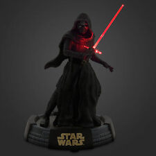 Disney Store Exclusive Kylo Ren Figurine Star Wars Force Awakens Statue Figure