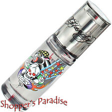 Ed Hardy BORN WILD Mens Aftershave / Cologne Spray 0.25 oz (Travel Size)