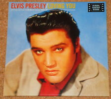 ELVIS PRESLEY - Loving You - NEW soundtrack CD album