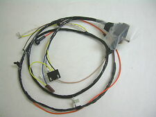 1968 Impala Belair Engine Wiring Harness 307 327 396 427 SS with Gauges No AC