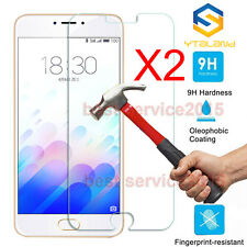 2Pcs 9H+ Premium Tempered Glass Screen Protector For Meizu M3 Note/Meilan Note 3