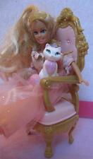 Mini Kingdom Princess and the Pauper Anneliese 6 inch small doll furniture cat
