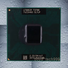 Intel Core Duo T2700 CPU 2.33 GHz 667 MHz Socket 479, Socket M / mPGA478MT