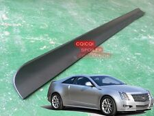 Unpainted Cadillac 2011~2014 CTS coupe roof spoiler ◎