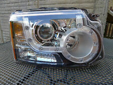 New Genuine Land Rover Discovery Headlamp Left Hand Drive Vehicle.  LR023531