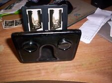 36 English Stereoviews with Stereoscope (3 different sizes)