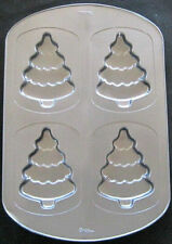 Wilton ***NON-STICK CHRISTMAS TREE*** Mini Cake Pan