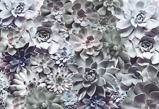 Giant Wall mural photo Wallpaper 366x254cm Shades Floral design