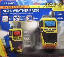 S83301 NOAA Weather Radio: Reliable Emergency Info |AM/FM|TORNADO Alert - NEW
