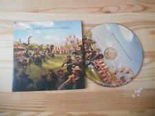 CD Indie Boy & Bear - Harlequin Dream (11 Song) Promo NETTWERK
