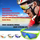 Useful Cycling Goggles Outdoor Glasses Sports Sunglasses Bicycle Five Lens UV400