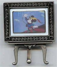 MICKEY BRAVE LITTLE TAILOR POM #7  Picture 75TH ANNIV+EASEL LE 3000 DISNEY PIN