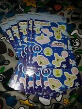10 sheets Neopets Harris JUMBO stickers w/ RARE ITEM CODE party favor acid free