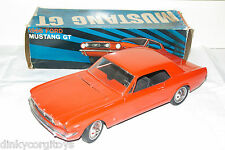 AMF AMERICAN MACHINERY & FOUNDRY FORD MUSTANG COUPE 1/10 N MINT BOXED RARE!!!