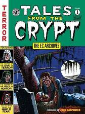 EC ARCHIVES TALES FROM THE CRYPT VOL #1 HARDCOVER Dark Horse Horror Comics HC