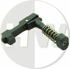 AIRSOFT STEEL M SERIES AEG MAGAZINE CATCH LATCH MAG RELEASE AMBIDEXTROUS UK 4