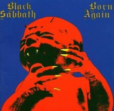 BLACK SABBATH-BORN AGAIN (Jewel Case CD) CD NUOVO