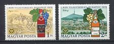 31929) HUNGARY 1972 MNH** World Wine Exhibition 2v. Scott#