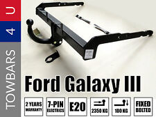 BRAND NEW HEAVY DUTY TOWBAR FORD GALAXY MK 3 III MPV WA6 2006 2007 2008 2009 7P