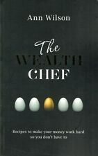 The Wealth Chef by Ann Wilson NEW
