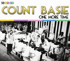 5 CD BOX COUNT BASIE ONE MORE TIME