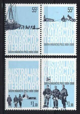 Australisch Antarctica  177-180  Magnetic Southpole   postfris/mnh