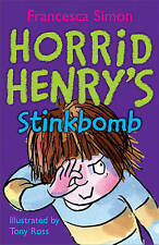 Horrid Henry Story Book - HORRID HENRY'S STINKBOMB - NEW
