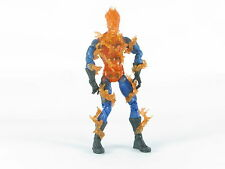Marvel Legends Human Torch Flame On, Fantastic Four 4 Movie Figura