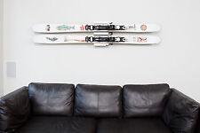 Clipboart® - FIXIE Wandhalterung Freeride Ski Dynafit K2 Salomon Armada Atomic